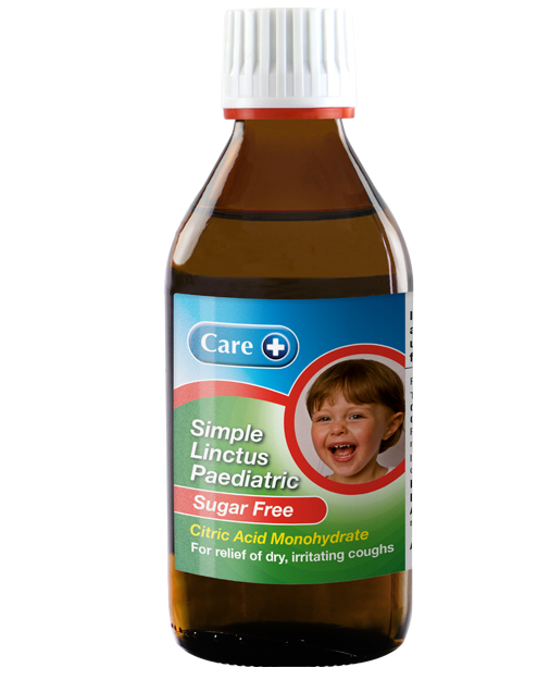 cough relief for children