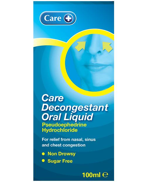 Oral Decongestant